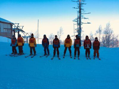 中学校 スキー実習2(30.2.8)C