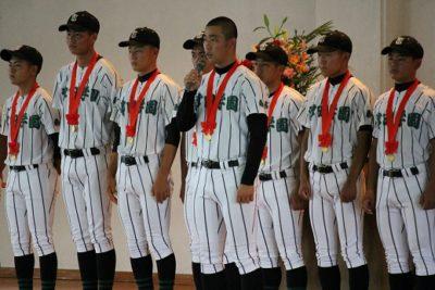 野球部甲子園壮行会7