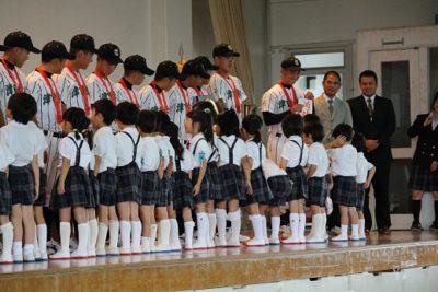 野球部甲子園壮行会5