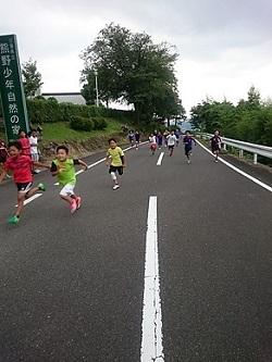 合宿坂道ダッシュ1サイト