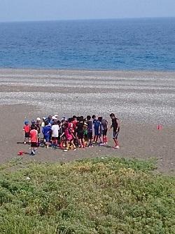 合宿浜トレ1サイト