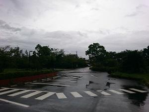 通過中の道路20180904サイト