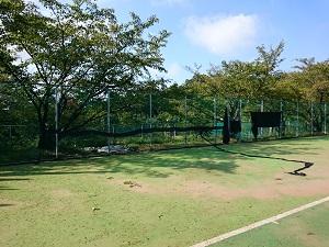テニスコ-トネット2サイト