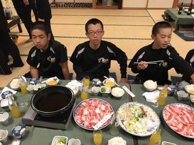 夕食_青木サイト