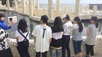 中学校 環境を考える旅(29.5)2