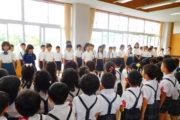 第一幼 小学訪問(29.6)1