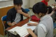 中学校・高校 東大合宿(29.8)1