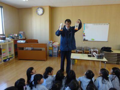 第一幼稚園 カブトムシ(29.11)1