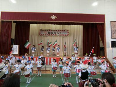 津田第一 文化祭①(29.11)1