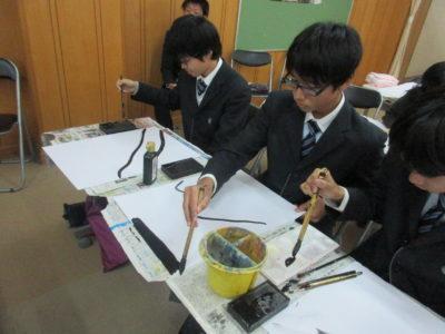 中学校 アカデミア絵画(29.11)2