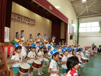 津田第一 文化祭②(29.11)