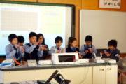 小学校 パナソニック出前授業(29.12)1