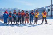 中学校 スキー実習3(30.2.9)2