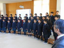 小学校 1.2年学習発表会(30.2)2