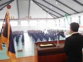 小学校 卒業式(30.3)2