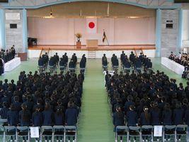 小学校 卒業式(30.3)1