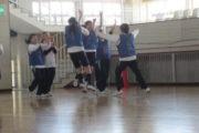 中学校 球技大会(30.3)3