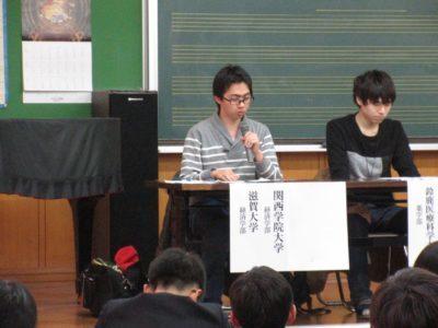 中学校 合格体験談(30.3)2