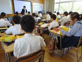 小学校 土曜講座(30.5)1