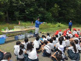 小学校 環境調査(30.6)3