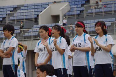 中学校 体育祭(30.6)2