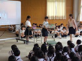 小学校 第一幼交流会(30.6)1