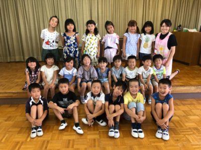 桑名幼 同窓会(30.7)2