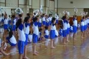 小学校 ダンスレッスン(30.7)1