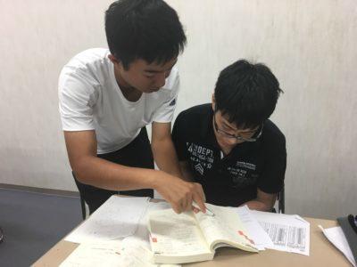 中学校 東大合宿(30.8)4