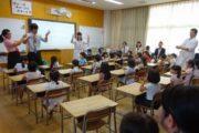 小学校 体験授業(30.8)1