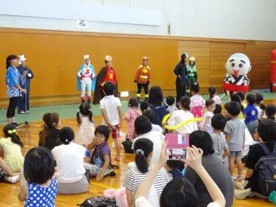 幼稚園 ふれあい広場(30.8)2