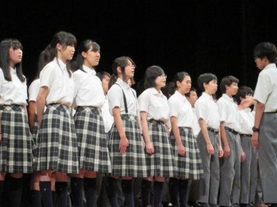 中学校 文化祭4(30.9)