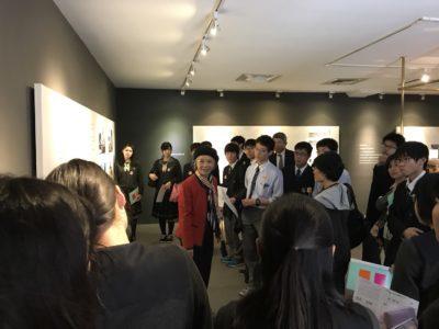 中学校 台湾5日目(30.11)3