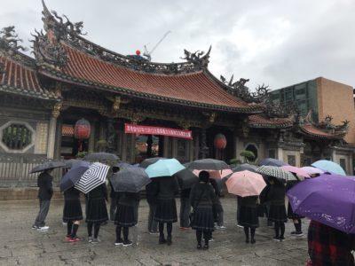 中学校 台湾5日目(30.11)1