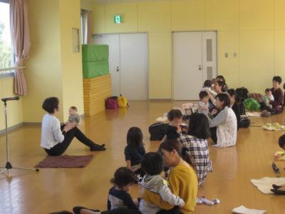 幼稚園 いちごママ(30.11)3