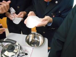 小学校 南極観測隊授業(30.11)2