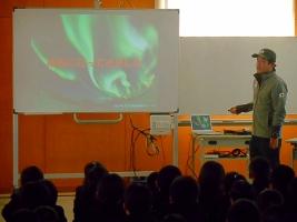 小学校 南極観測隊授業(30.11)1
