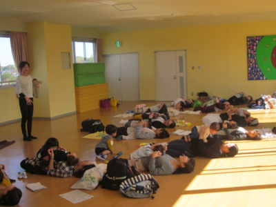 幼稚園 いちごママ(30.11)2