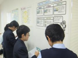 小学校 九鬼産業見学(30.11)1