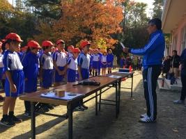 小学校 マラソン大会3(30.11)