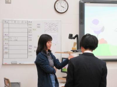 中学校 1年生グローバルマインド(31.1)2