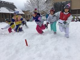 雪の学校3日目(31.1)3