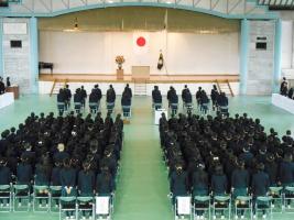 小学校 卒業式1(31.3)