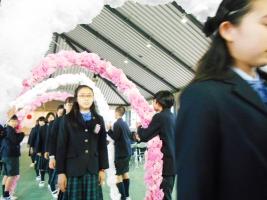 小学校 卒業式3(31.3)
