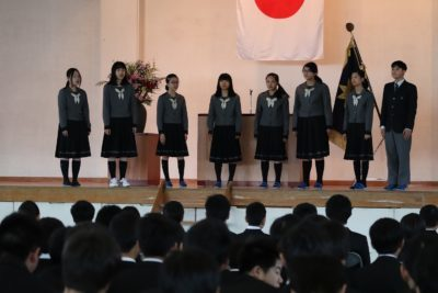 中学校合唱(31.4)