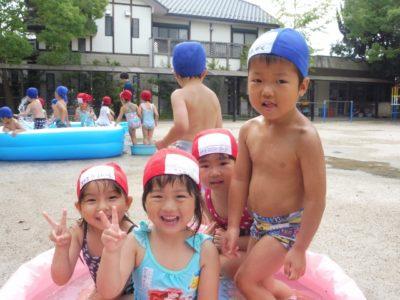 第二幼 夏期保育(1.7)1