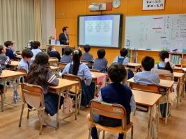 ロータリー出前授業4(1.11)