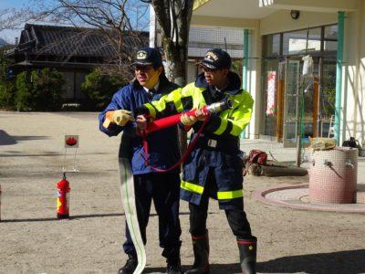第一幼 消防訓練①(2.1)