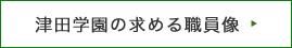 津田学園の求める職員像