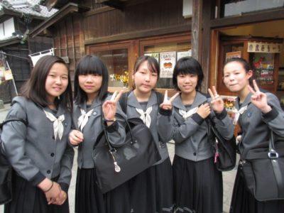 中学校 遠足(29.5)1